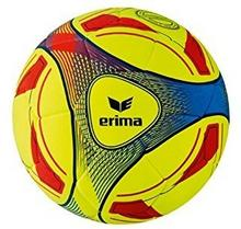 Erima Hybrid Indoor piłka nożna, żółty, 4 7191816