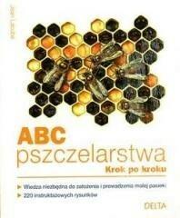 Delta W-Z Oficyna Wydawnicza ABC pszczelarstwa krok po kroku - JEAN LACUBE