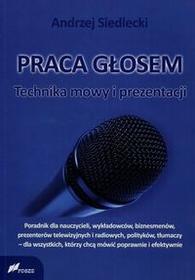 Praca głosem - Andrzej Siedlecki