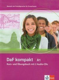 LektorKlett - Edukacja DaF kompakt A1 Kurs- und Ubungsbuch mit 2 Audio-CDs - Sander Ilse, Braun Birgit, Doubek Margit