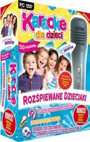 PWN Karaoke Dla Dzieci Rozśpiewane Dzieciaki lkavalon_kar_roz_dz