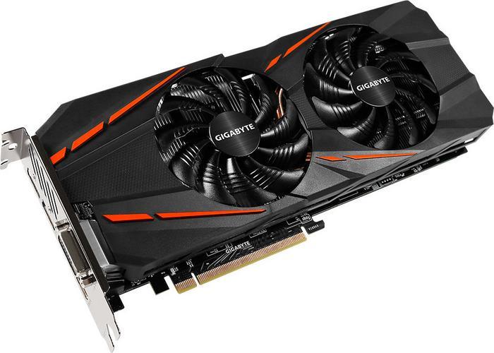 Gigabyte GeForce GTX 1060 OC Gaming VR Ready (GV-N1060G1 GAMING-3GD)