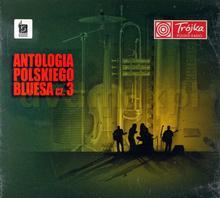 Różni wykonawcy Antologia Polskiego Bluesa. Volume 3, 5 CD Różni wykonawcy