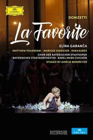 Garanca E Donizetti La Favorite Blu-ray) Elina Garanca