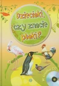 Harmonia Dzieciaki, czy znacie ptaki? + CD - Praca zbiorowa