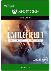 Battlefield 1 Deluxe Upgrade Edition XONE wersja cyfrowa