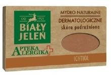 Pollena Mydło dermatologiczne z ichtiolem Apteka Alergika 125 g NN-KBJ-I125-003
