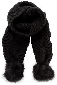 Guess Szal Not Coordinated Wool AW6800 WOL03 BLA
