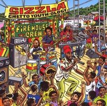 Ghetto Youth-ology Sizzla Płyta CD)