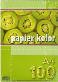 KRESKA Papier ksero Brązowy A4,