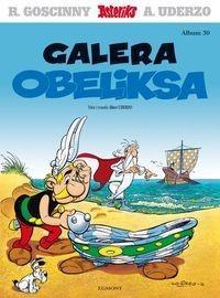 Egmont Asteriks Galera Obeliksa Tom 30