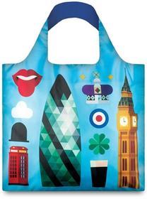 Loqi Torba na zakupy Eco Bag Londyn HEY.LO