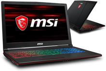 "MSI GP63 15,6"", Core i7 2,20GHz, 8GB RAM, 1TB HDD (8RE-060XPL)"