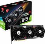 MSI GeForce RTX 3070 Gaming Z Trio 8GB GDDR6 RTX 3070 GAMING Z TRIO LHR RTX 3070 GAMING Z TRIO LHR