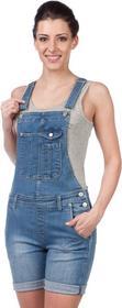 Pepe Jeans kombinezon damski Jessica XS niebieski