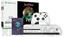 Microsoft Xbox One S 1 TB Biały + Sea of Thieves + dysk Game Drive 2TB + XBL
