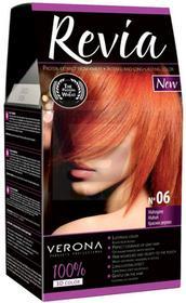 Verona Revia Farba do włosów Mahoń nr 06