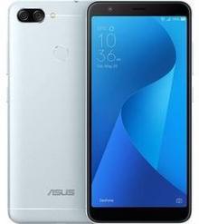 Asus Zenfone Max Plus 32GB Dual Sim Srebrny