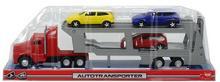 Simba Laweta z Samochodami Mix Kolorów Dickie 10627-uniw