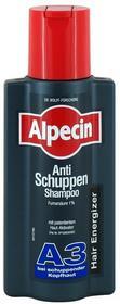 Alpecin Szampon przeciwłupieżowy aktywizujacy A3 250ml