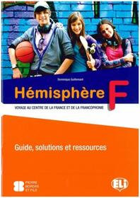 Guillemant Dominique Hemisphere f guide,solutions et ressources - mamy na stanie, wyślemy natychmiast