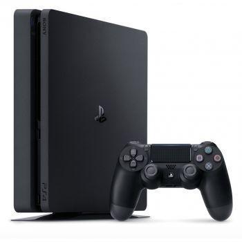Sony PlayStation 4 Slim 500GB czarny