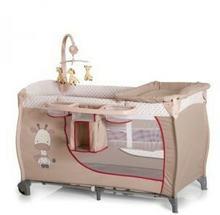 Hauck Łóżeczko łóżeczka turystyczne Babycenter Giraffe 607558