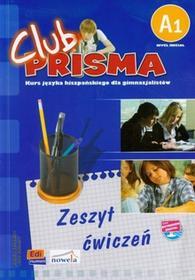 Edi Numen Club Prisma A1 Język hiszpański Zeszyt ćwiczeń + klucz do cwiczeń - Nowela