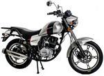 Torq Motocykl Windstar 125 Srebrny WIND125