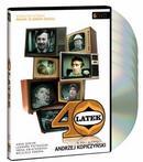 Czterdziestolatek DVD) Jerzy Gruza