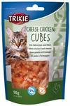 Trixie Trixie Premio Chicken Cheese Cubes - kurczak z serem 50g [42717]