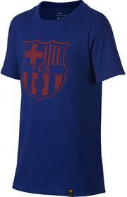 Nike KOSZULKA FC BARCELONA B NK CREST 859192 410