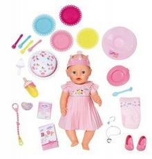 Zapf Creation Creation Baby Born lalka Interaktywna Urodzinowa 43 cm Happy Birthday 26 akc. 824054