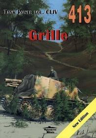 Militaria Janusz Ledwoch Grille. Tank Power vol. CLIV 413