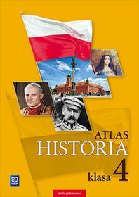 Atlas Historia SP kl.4 - Praca zbiorowa
