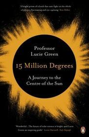 Penguin Books 15 Million Degrees - Green Lucie