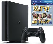 Sony PlayStation 4 Slim 500GB Czarny + To jesteś Ty