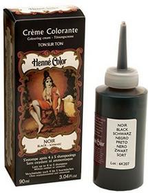 Henné Color Paris henné Color: Black (czarny) Hennaodcieniem kremowym (90ML) DY042