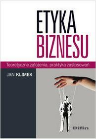 Difin Jan Klimek Etyka biznesu