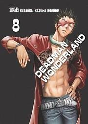 Waneko Jinsei Kataoka, Kazuma Kondou Deadman Wonderland. Tom 8