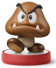 Nintendo Amiibo Super Mario-Goomba
