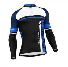 FDX FDX Cycling Thermal Long Sleeve Jersey M FDX_1220_01_BL#2