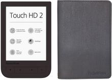 PocketBook 631 Touch HD 2 brązowy