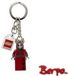 Lego 850838 Teenage Mutant Ninja Turtles Breloczek Splinter L.850838
