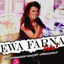 Live Niezapomniany koncert urodzinowy CD) Ewa Farna