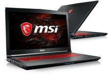 MSI GV72 i7-8750H/8GB/1TB GTX1060 120Hz DOS - Szybka dostawa lub możliwość odbioru w 20 miastach