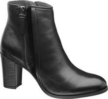 5th Avenue botki damskie czarne