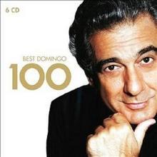 100 Best Placido Domingo CD) Placido Domingo
