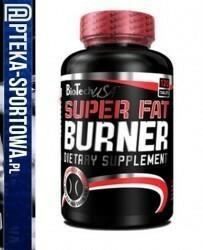 Bio Tech Super Fat Burner - 120 tabl A221-403EC