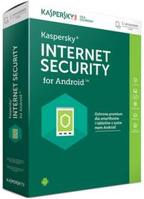Kaspersky Internet Security for Android PREMIUM 2018